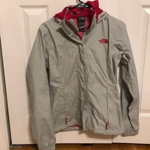 The North Face Women's size Small rain jacket